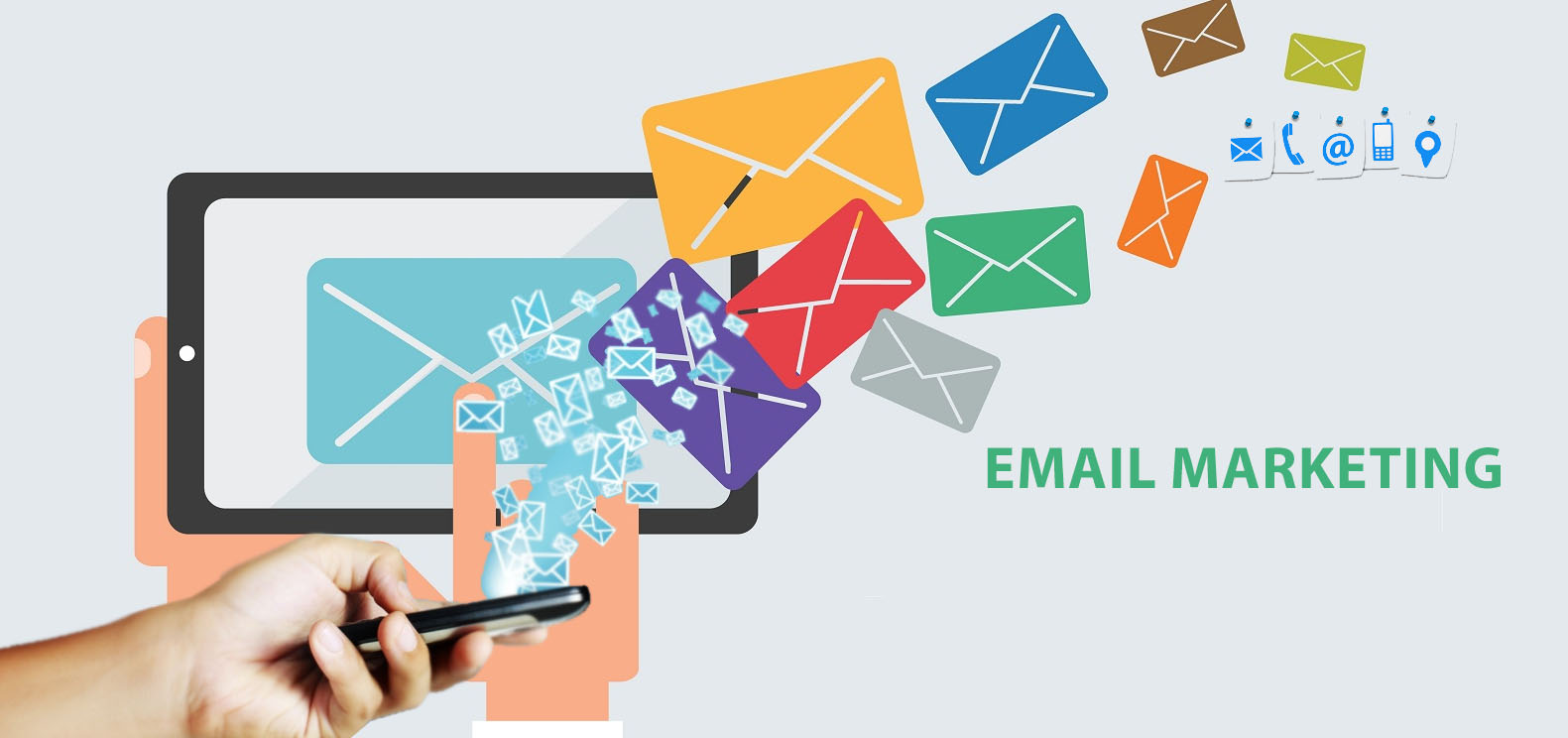 email marketing in UAE